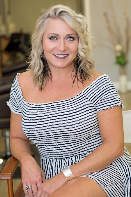 Stephanie Miller   Serendipity Salon